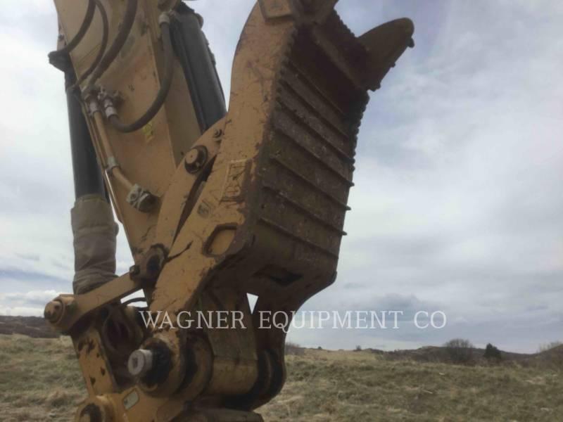 CATERPILLAR TRACK EXCAVATORS 336EL TB equipment  photo 8