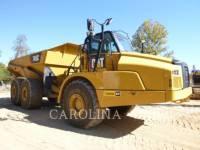 CATERPILLAR ARTICULATED TRUCKS 745C TG equipment  photo 5