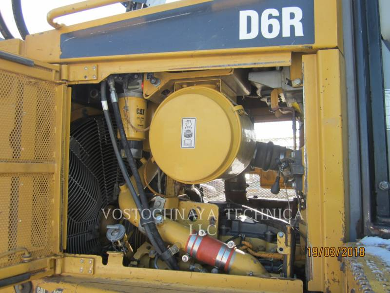 CATERPILLAR MINING TRACK TYPE TRACTOR D 6 R equipment  photo 13