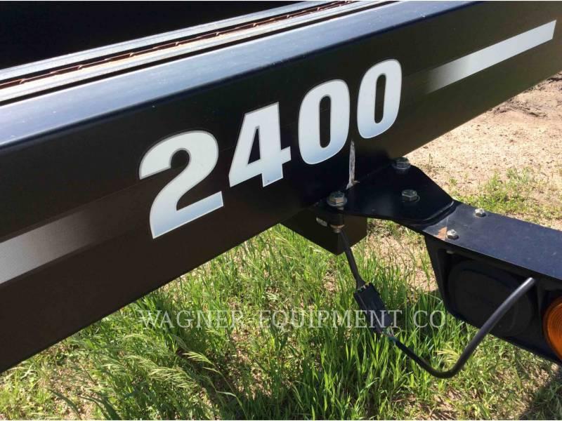 MISCELLANEOUS MFGRS AG HAY EQUIPMENT 2400 equipment  photo 15