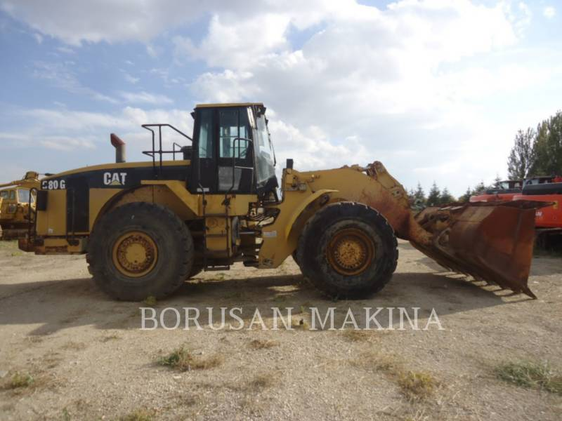 CATERPILLAR WHEEL LOADERS/INTEGRATED TOOLCARRIERS 980 G equipment  photo 6
