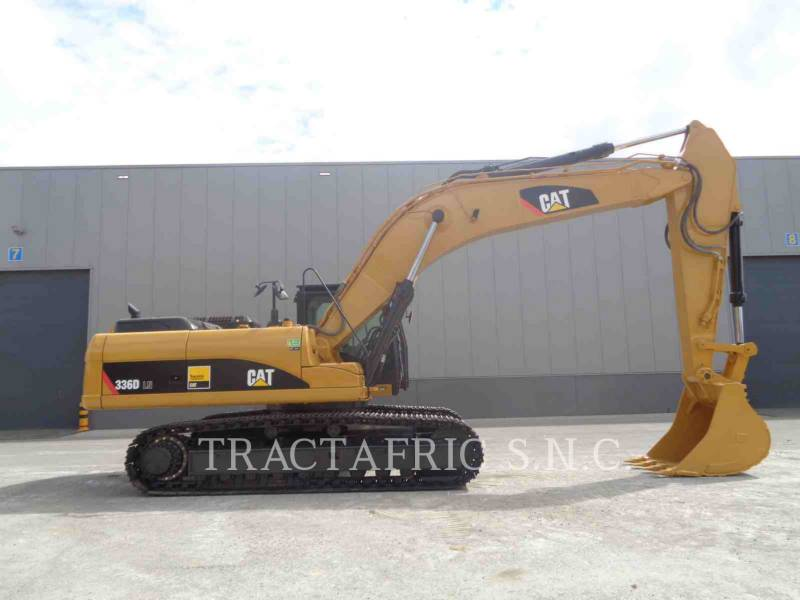 CATERPILLAR ESCAVADEIRAS 336DLN equipment  photo 4