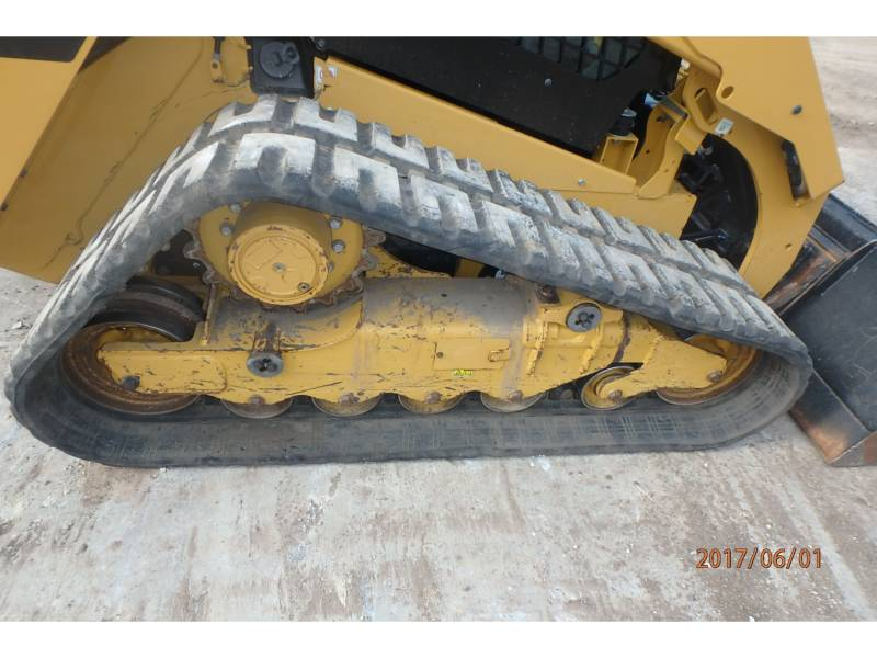 CATERPILLAR PALE CINGOLATE MULTI TERRAIN 289D equipment  photo 9