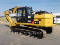 CATERPILLAR PELLE MINIERE EN BUTTE 320D equipment  photo 1