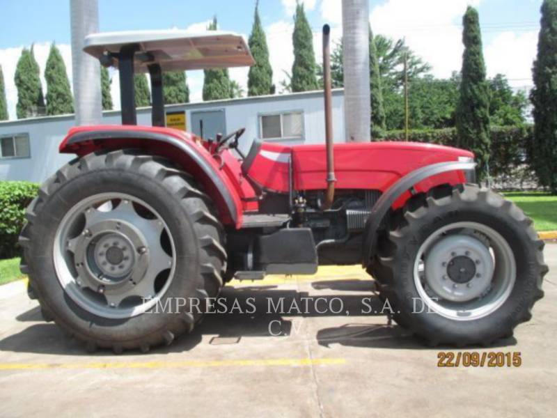 AGCO-MASSEY FERGUSON LANDWIRTSCHAFTSTRAKTOREN MF2695 4WD equipment  photo 4