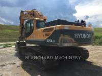 HYUNDAI TRACK EXCAVATORS 320 LC-9 equipment  photo 5