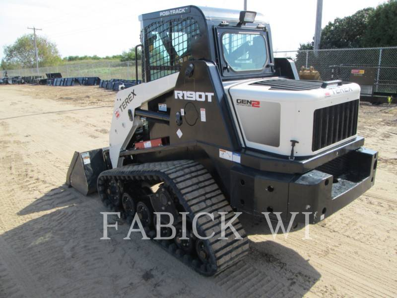 TEREX CORPORATION MINICARGADORAS R190T equipment  photo 3