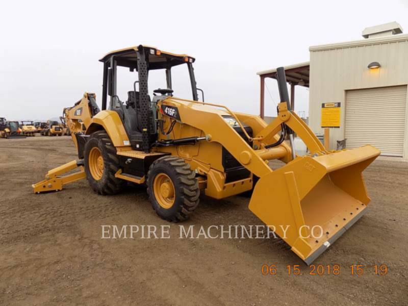 Caterpillar BULDOEXCAVATOARE 416F2ST equipment  photo 1