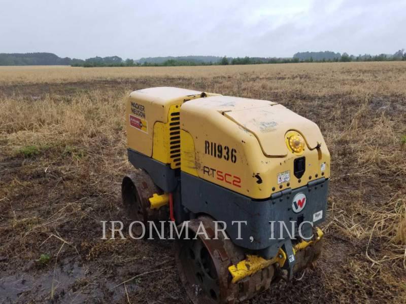 WACKER CORPORATION COMPACTORS RTSC2 equipment  photo 2