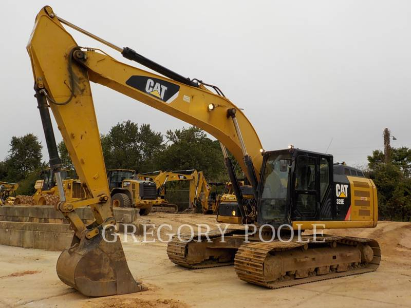 CATERPILLAR PELLES SUR CHAINES 329E L equipment  photo 1