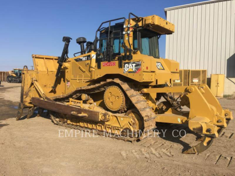 CATERPILLAR TRACTEURS SUR CHAINES D6T     ST equipment  photo 3