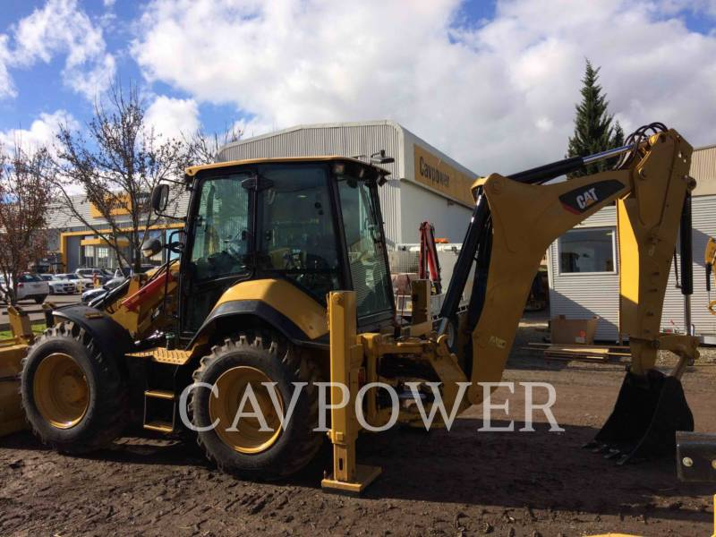 CATERPILLAR CHARGEUSES-PELLETEUSES 444F2LRC equipment  photo 4