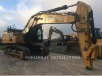 Equipment photo CATERPILLAR 352FVG KETTEN-HYDRAULIKBAGGER 1