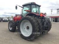 AGCO-MASSEY FERGUSON CIĄGNIKI ROLNICZE MF8650 equipment  photo 2