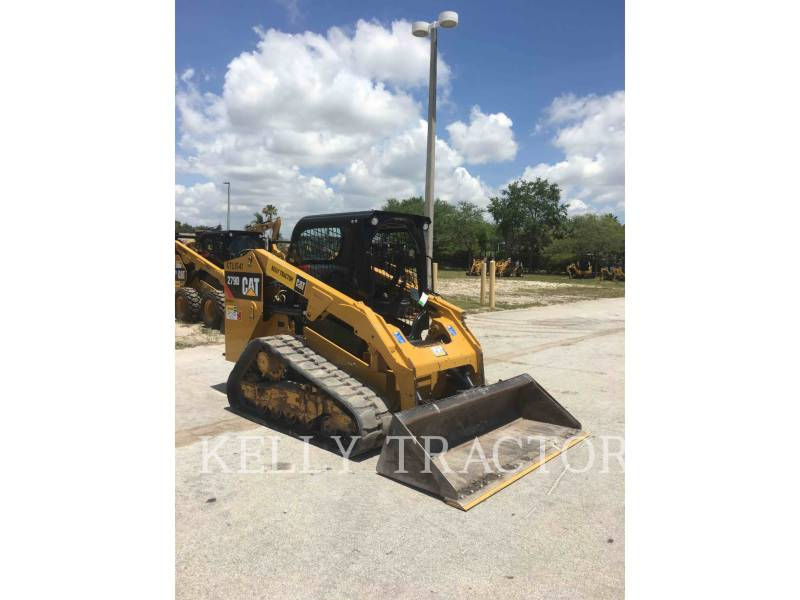CATERPILLAR CARREGADEIRAS TODO TERRENO 279D equipment  photo 10