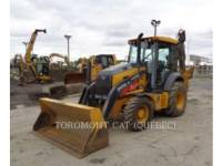 Equipment photo JOHN DEERE 310SL BACKHOE LOADERS 1