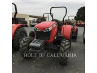 Equipment photo MASSEY FERGUSON 4610    GR11861 TRACTEURS AGRICOLES 1