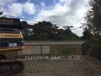 CATERPILLAR TRACK EXCAVATORS 322BL equipment  photo 5