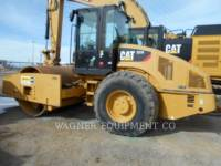 CATERPILLAR VIBRATORY SINGLE DRUM SMOOTH CS76 equipment  photo 1