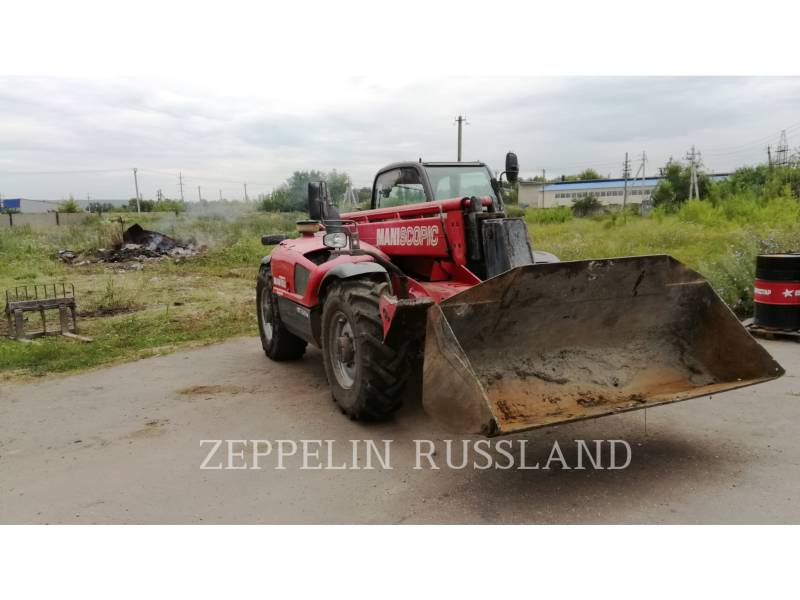 MANITOU BF S.A. TELEHANDLER MT1030S equipment  photo 6