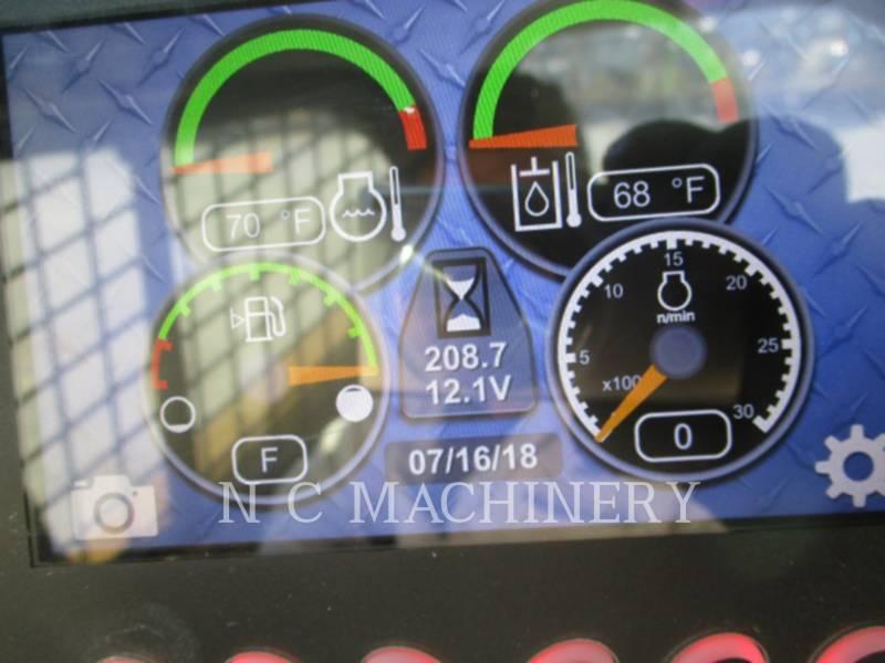 CATERPILLAR PALE CINGOLATE MULTI TERRAIN 279D H2CB equipment  photo 12