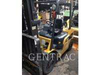 MITSUBISHI CATERPILLAR FORKLIFT MONTACARGAS GP25NM3 equipment  photo 2