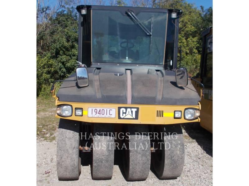 CATERPILLAR PNEUMATIC TIRED COMPACTORS CW34LRC equipment  photo 2