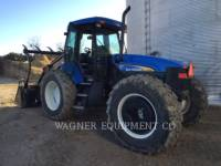 Equipment photo NEW HOLLAND LTD. TV6070 AG TRACTORS 1