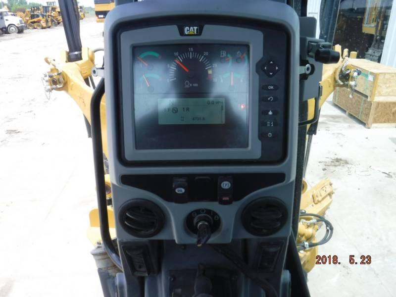 CATERPILLAR MOTORGRADER 140M3 equipment  photo 16
