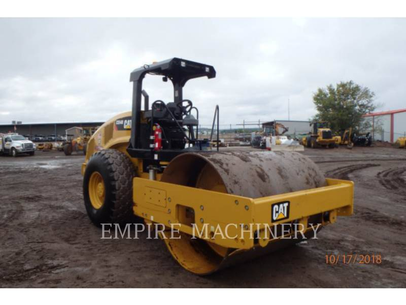 CATERPILLAR COMPACTADORES DE SUELOS CS44B equipment  photo 5