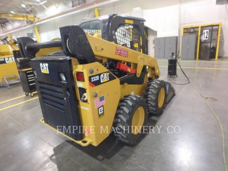 CATERPILLAR MINICARREGADEIRAS 232D equipment  photo 2