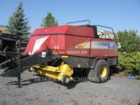 Equipment photo NEW HOLLAND LTD. BB960A MATERIELS AGRICOLES POUR LE FOIN 1