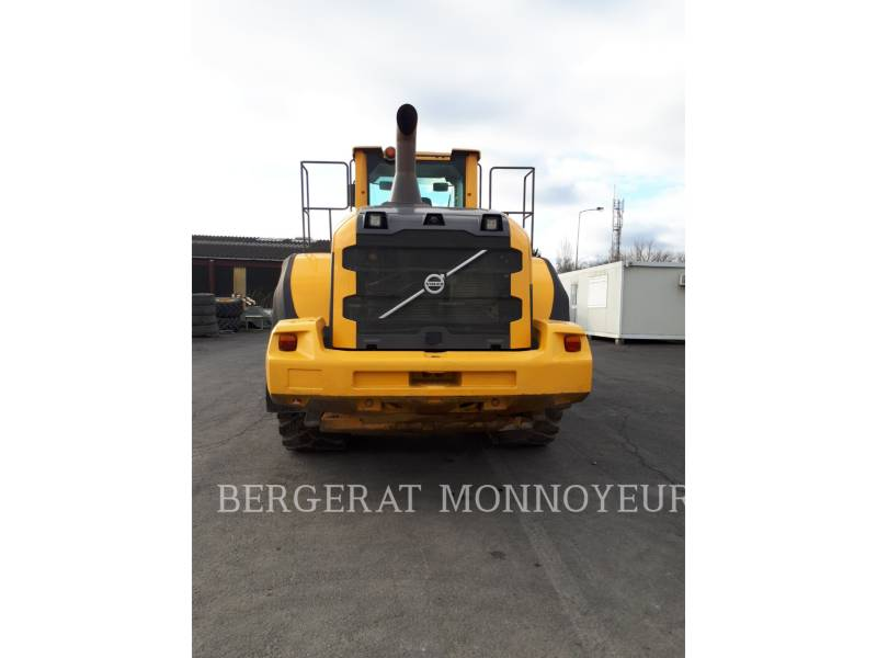 VOLVO CONSTRUCTION EQUIPMENT CHARGEURS SUR PNEUS MINES L180G equipment  photo 5