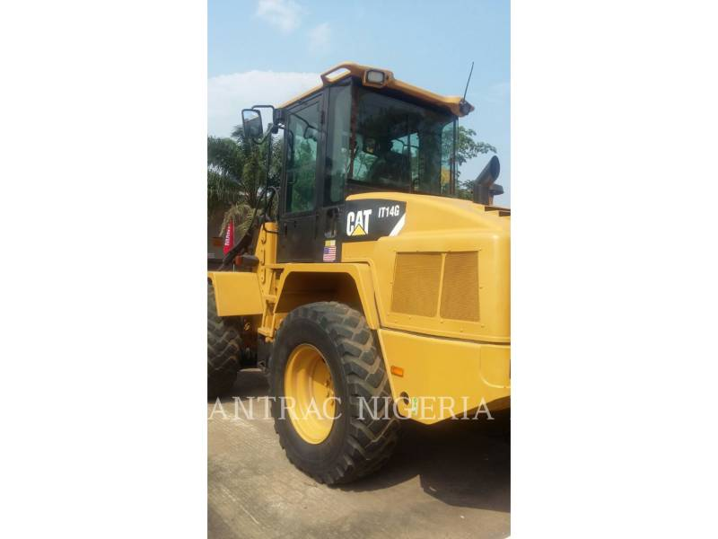 CATERPILLAR CARGADORES DE RUEDAS IT 14 G equipment  photo 5
