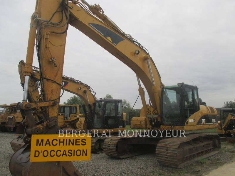 CATERPILLAR PELLES SUR CHAINES 325D equipment  photo 1