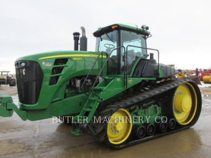 DEERE & CO. AG TRACTORS 9530T equipment  photo 1