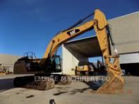 CATERPILLAR TRACK EXCAVATORS 336EL HYB equipment  photo 1