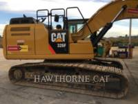 Equipment photo CATERPILLAR 326FL KETTEN-HYDRAULIKBAGGER 1
