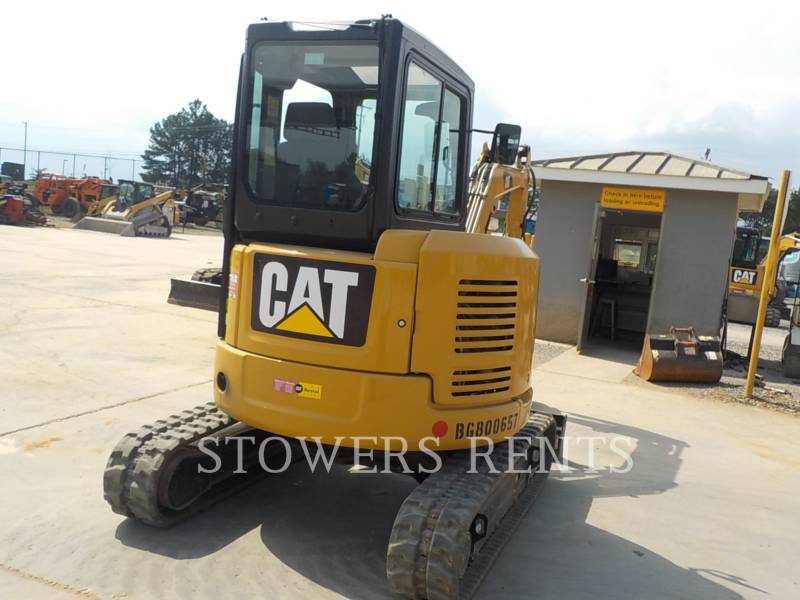 CATERPILLAR EXCAVADORAS DE CADENAS 303.5E CAB equipment  photo 2