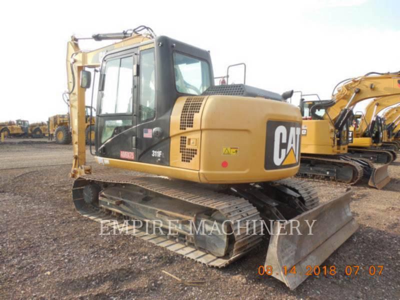 CATERPILLAR TRACK EXCAVATORS 311FLRR equipment  photo 3