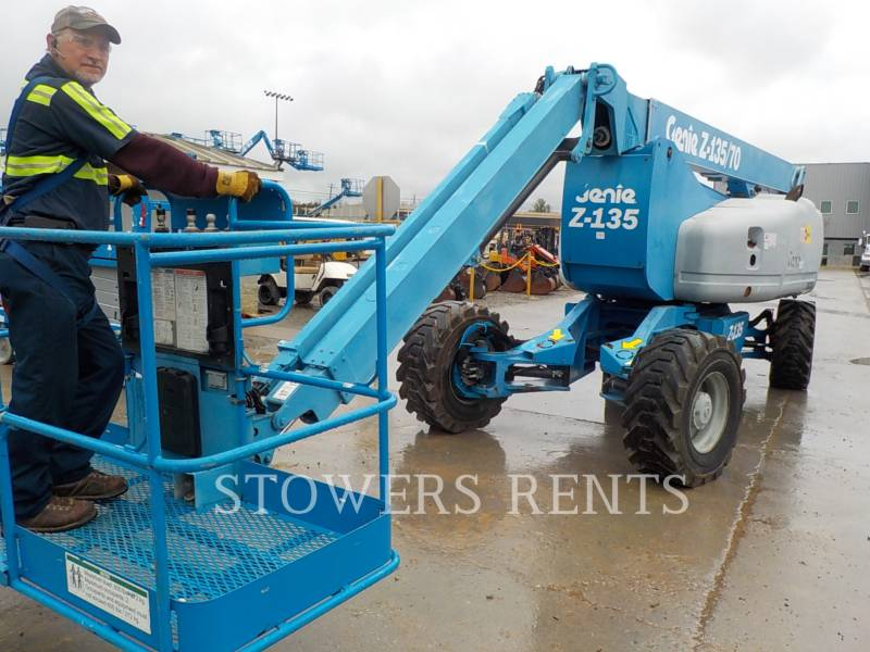 GENIE INDUSTRIES PIATTAFORME AEREE Z135 equipment  photo 4