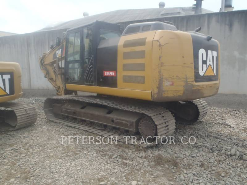 CATERPILLAR TRACK EXCAVATORS 320E equipment  photo 4