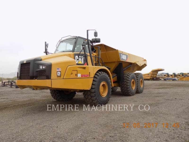 CATERPILLAR ダンプ・トラック 740B TG equipment  photo 1