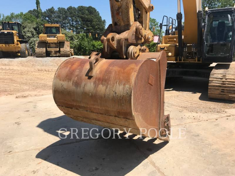 CATERPILLAR TRACK EXCAVATORS 330FL equipment  photo 20