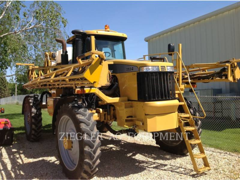 AG-CHEM SPRAYER 1184 equipment  photo 12