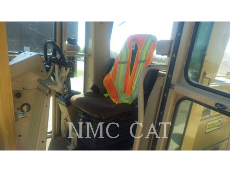 CATERPILLAR MOTORGRADER 140HNA equipment  photo 5