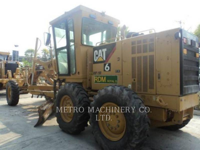 CATERPILLAR MOTONIVELADORAS 140K equipment  photo 6