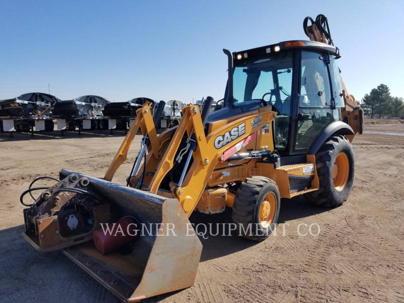 CASE BAGGERLADER 580SUPERN equipment  photo 1