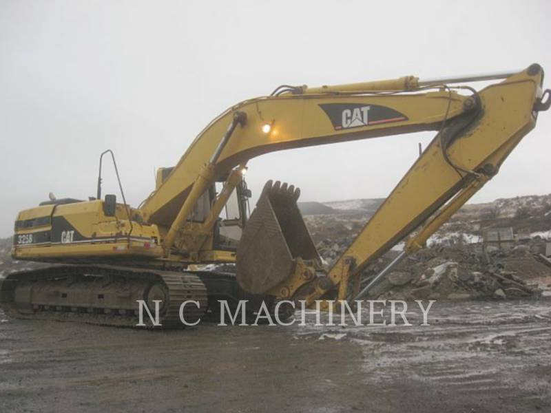 CATERPILLAR トラック油圧ショベル 325B L equipment  photo 2