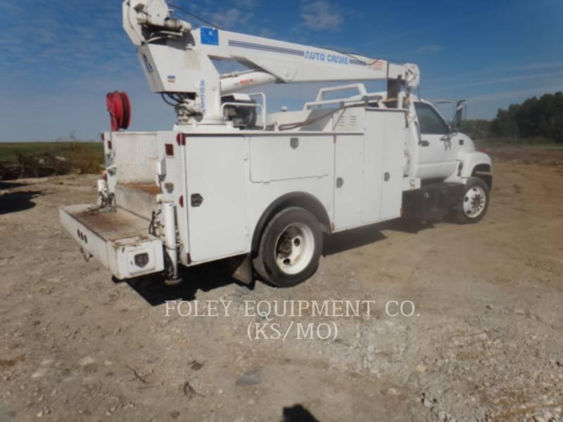 GMC CAMIONES DE CARRETER C6500 equipment  photo 6